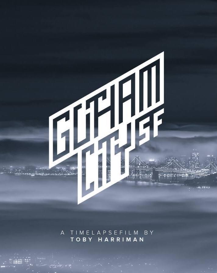 Gotham City SF Pegasus Aerials Drone Production