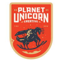 Planet-Unicorn-Creative-Badge-PNG